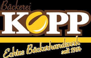 Bäckerei Kopp