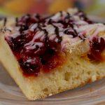 Mandarinen-Cranberry-Kuchen