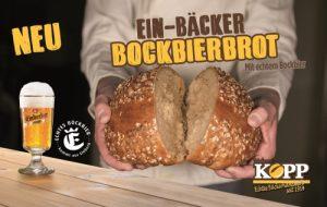 Brot des Monats im Mai: Ein-Bäcker Bockbierbrot