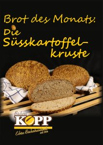 Brot des Monats September: Die Süßkartoffelkruste